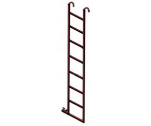 Rebrík závesný Graf