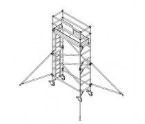 AKCIA WPK 203 pracovná výška 5,5 m