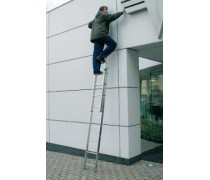 Dvojdielne výsuvné rebríky