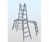 Viacúčelové kĺbové rebríky