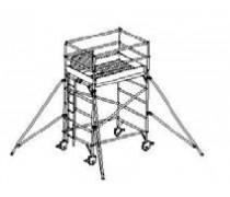 Prenájom - WPK rozmer podlážky 0,75/1,35 x 2,0 m pracovná výška 4,5 m