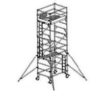 Prenájom -WPK rozmer podlážky 0,75/1,35 x 2,0 m pracovná výška 7,5 m