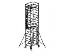 Prenájom -WPK rozmer podlážky 0,75/1,35 x 2,0 m pracovná výška 9,5 m
