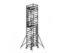 Prenájom -WPK rozmer podlážky 0,75/1,35 x 2,0 m pracovná výška 10,5 m