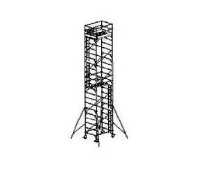 WPK rozmer podlážky 1,35 x 2,0 m pracovná výška 11,5 m