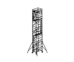 WPK rozmer podlážky 1,35 x 2,0 m pracovná výška 12,5 m