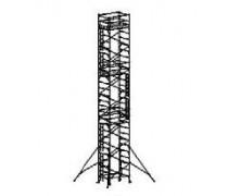 WPK rozmer podlážky 1,35 x 2,0 m pracovná výška 13,5 m