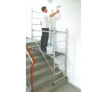 Lešenie izbové - na schody