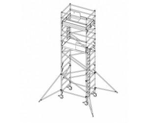 AKCIA WPK 109 pracovná výška 8,4 m