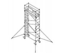 AKCIA WPK 205 pracovná výška 6,4 m