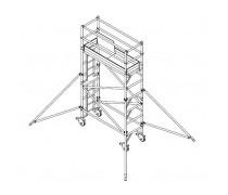 AKCIA WPK 405 pracovná výška 6,4 m
