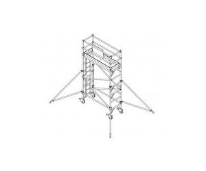 AKCIA WPK 401 pracovná výška 4,4 m