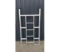 Hliníkový rám rebríkový 750 x 1392mm