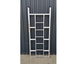 Hliníkový rám rebríkový 750 x1856mm
