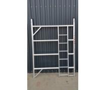 Hliníkový rám rebríkový 1350 x 1856mm