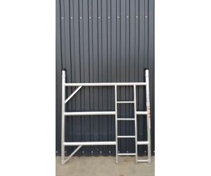 Hliníkový rám rebríkový 1350 x 1392mm