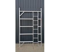 Hliníkový rám rebríkový 1350 x 2320mm