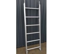 rebrík 2m